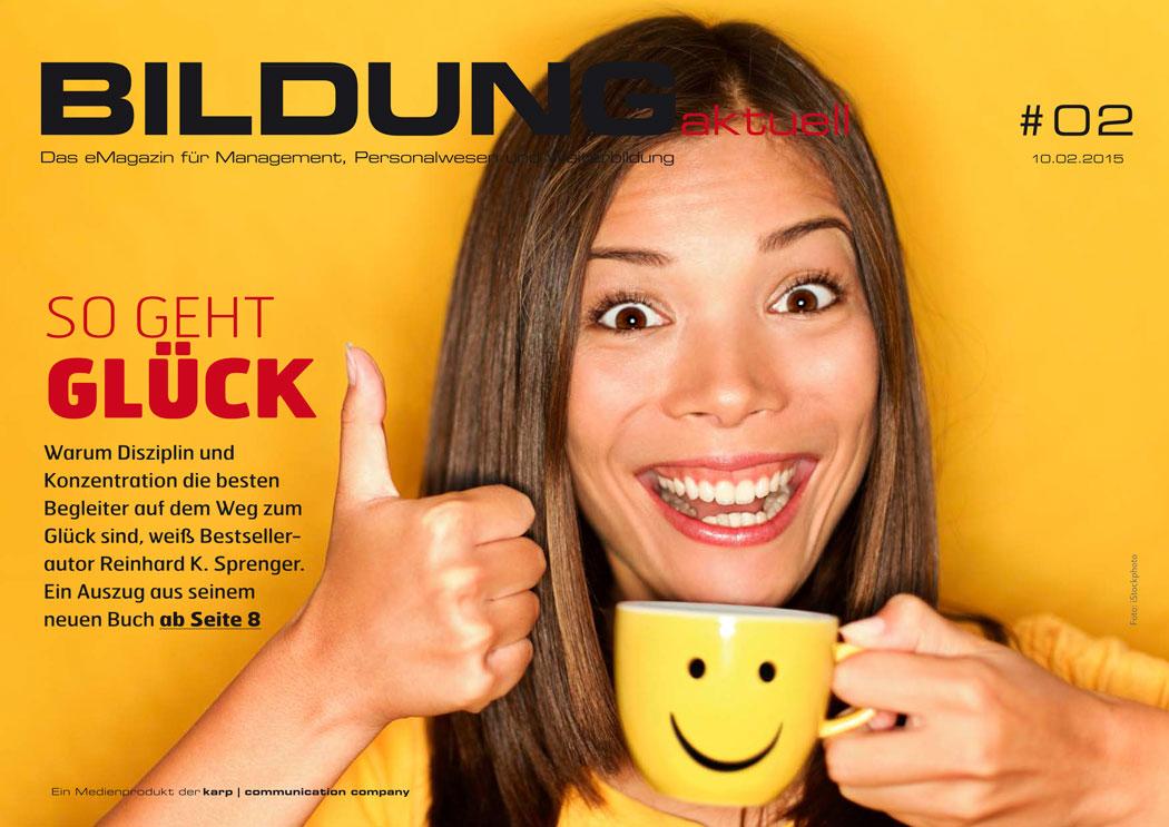 BILDUNGaktuell Magazin 02/2015