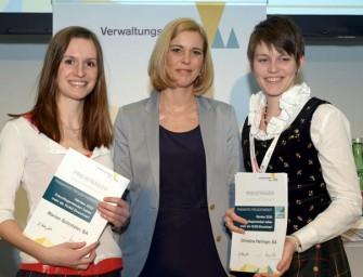 FH Kärnten: Studierende wurden bei Ideenwettbewerb prämiert