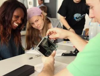 Bionik erleben: Neues Schulprojekt von Festo und der FH Campus Wien