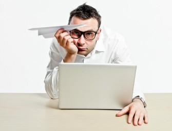 Studie: Das sind die größten Zeitverschwender im Büro