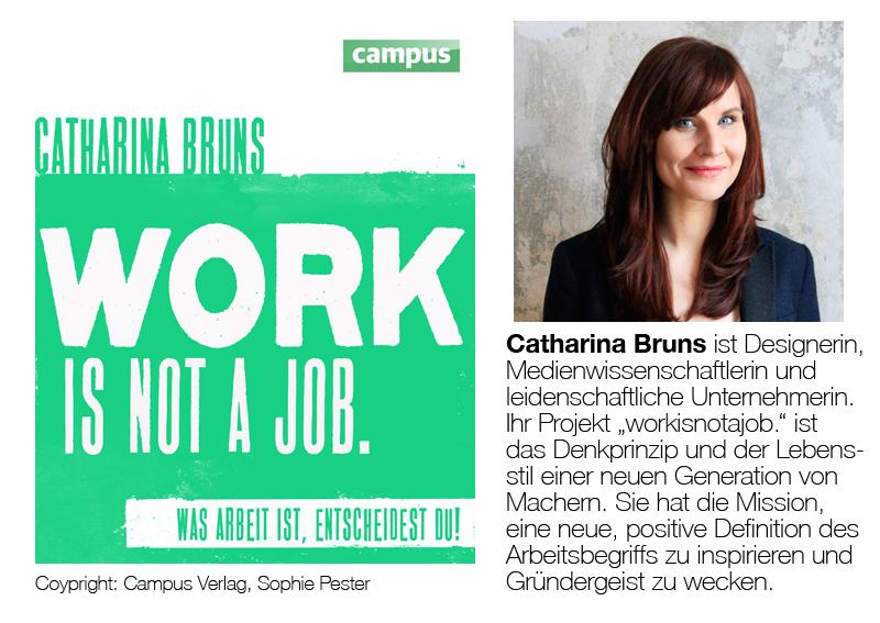 Work is not job