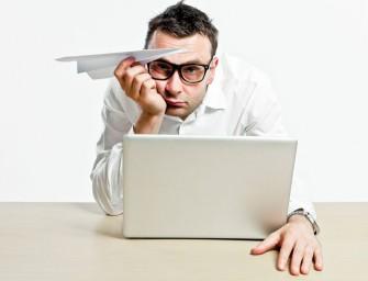 Multitasking: Bearbeiten von E-Mails in Meetings ist unerwünscht