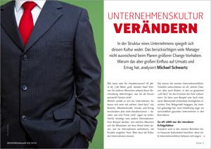 Unternehmenskultur im Change Management