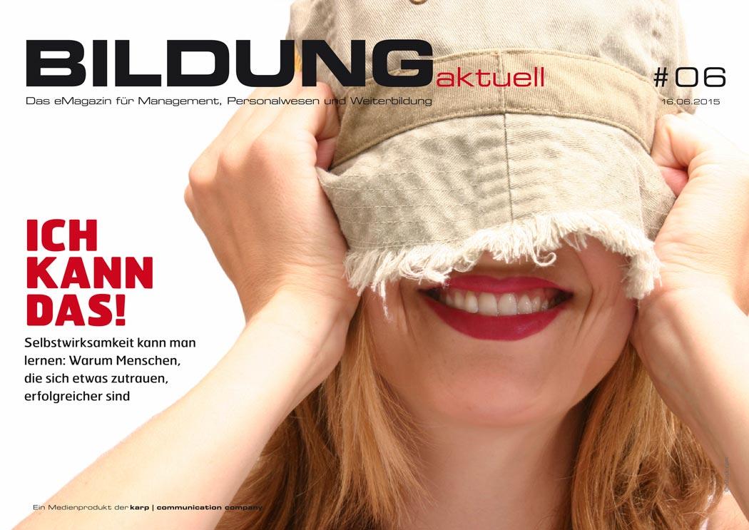 BILDUNGaktuell Magazin 06/2015