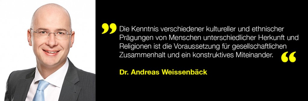 Zitat Religionsfriede