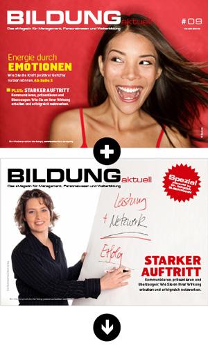 BILDUNGaktuell Magazin 09/2015