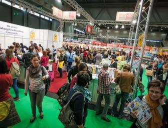 Bildungsfachmesse Interpädagogica 2015 im Design Center Linz