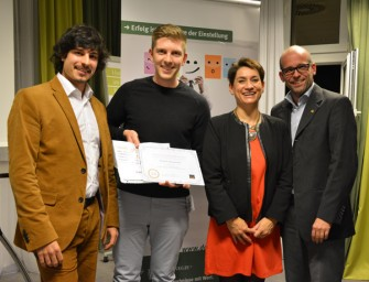 Uniforce Consulting erhält Young Leadership Award