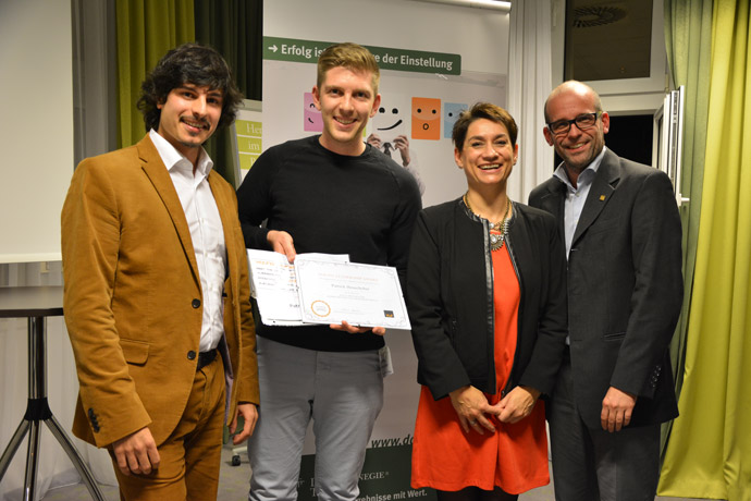 Uniforce erhält Young Leadership Award