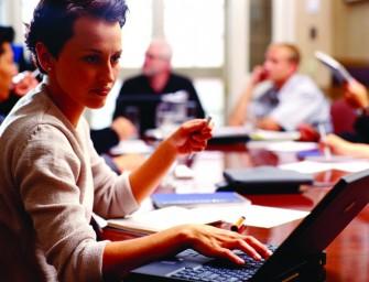 Frauenförderung hat immer noch keine Priorität in Unternehmen