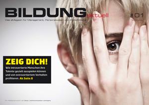 BILDUNGaktuell Magazin 01/2016