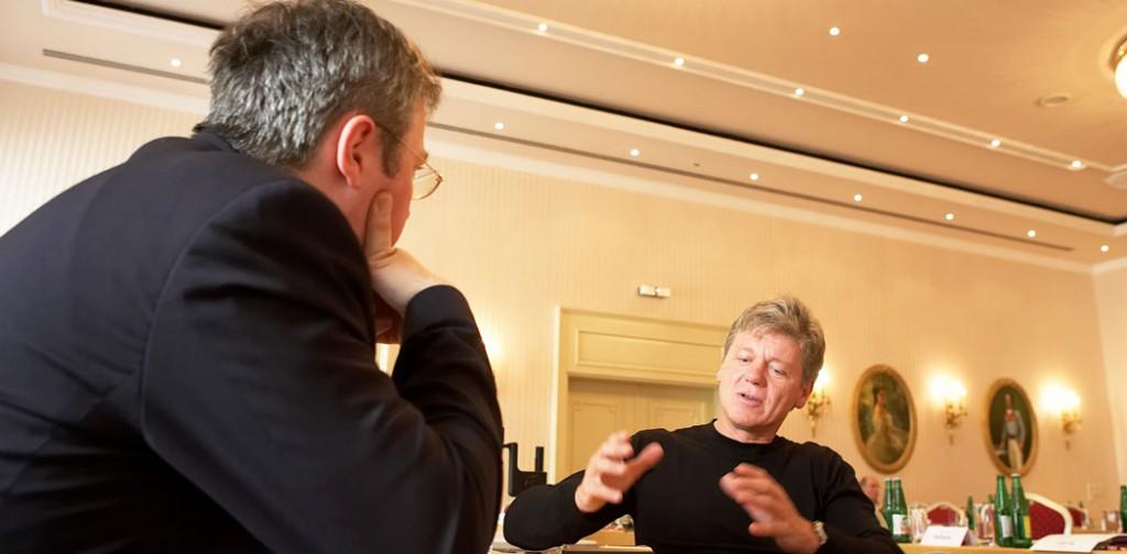 Dr. Reinhard Sprenger im Interview mit Alexander Karp (BILDUNGaktuell.at)