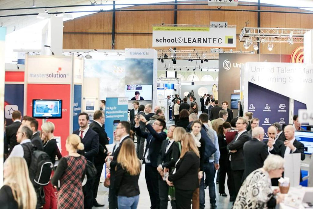 Digitale Bildung: LEARNTEC zeigt Zukunft der Bildung