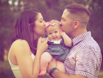 Vater, Mutter, Kind: So hat auch die Familie im Jahr 2017 auszusehen